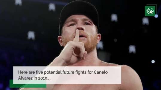 What's Next For Middleweight Champion Canelo Alvarez?
