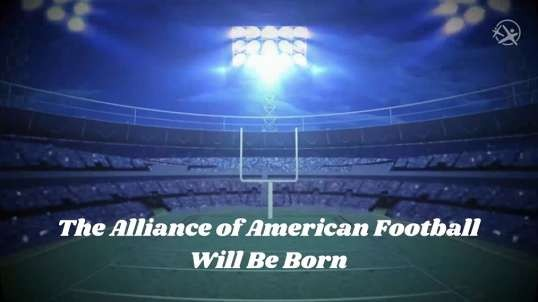 Latinos in the Alliance of American Football League