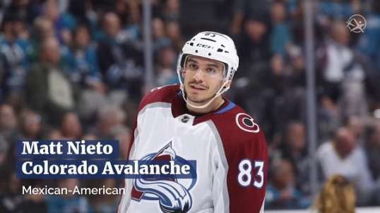 Five Latino Players Contributing to the NHL this Year