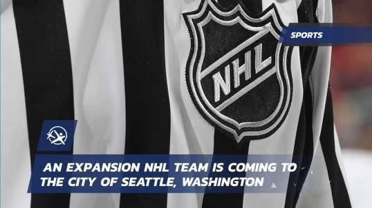 NHL Team is Coming to the City of Seattle